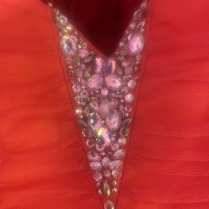 Dresses - Pink homecoming dress